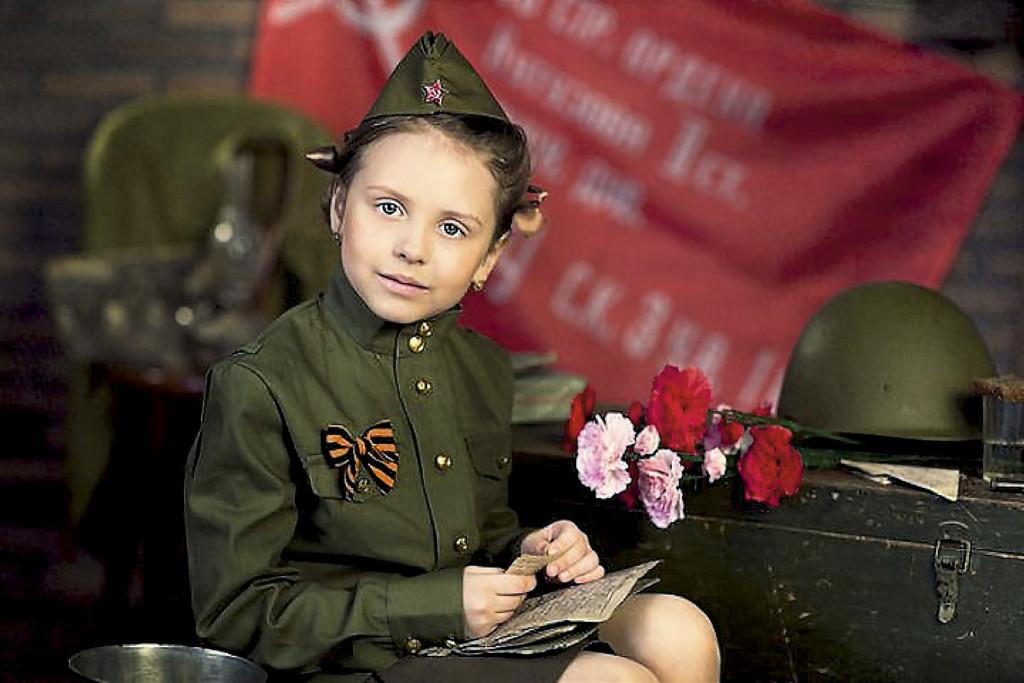2016 Конкурс детей к 75-летию Победы