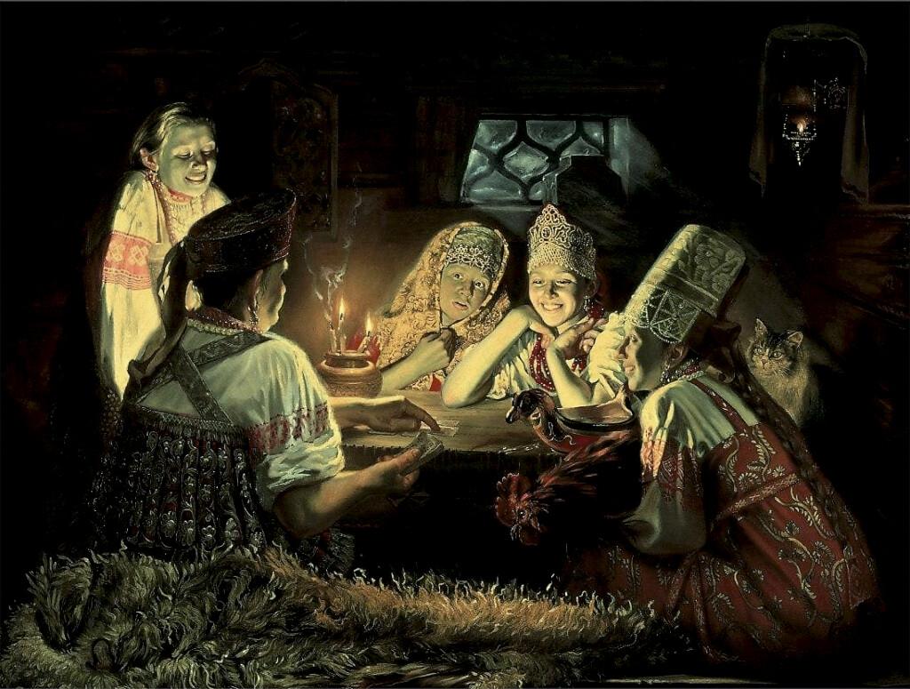 2052 Святочные гадания-3
