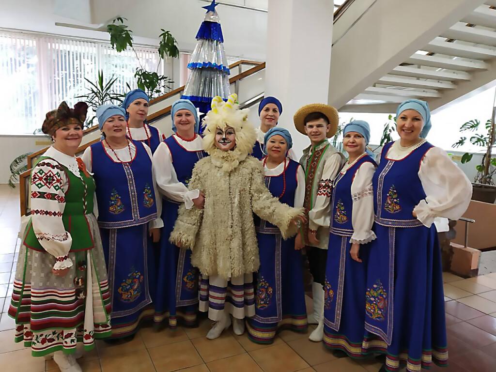 Калинов цвет_Масленица Беларусь
