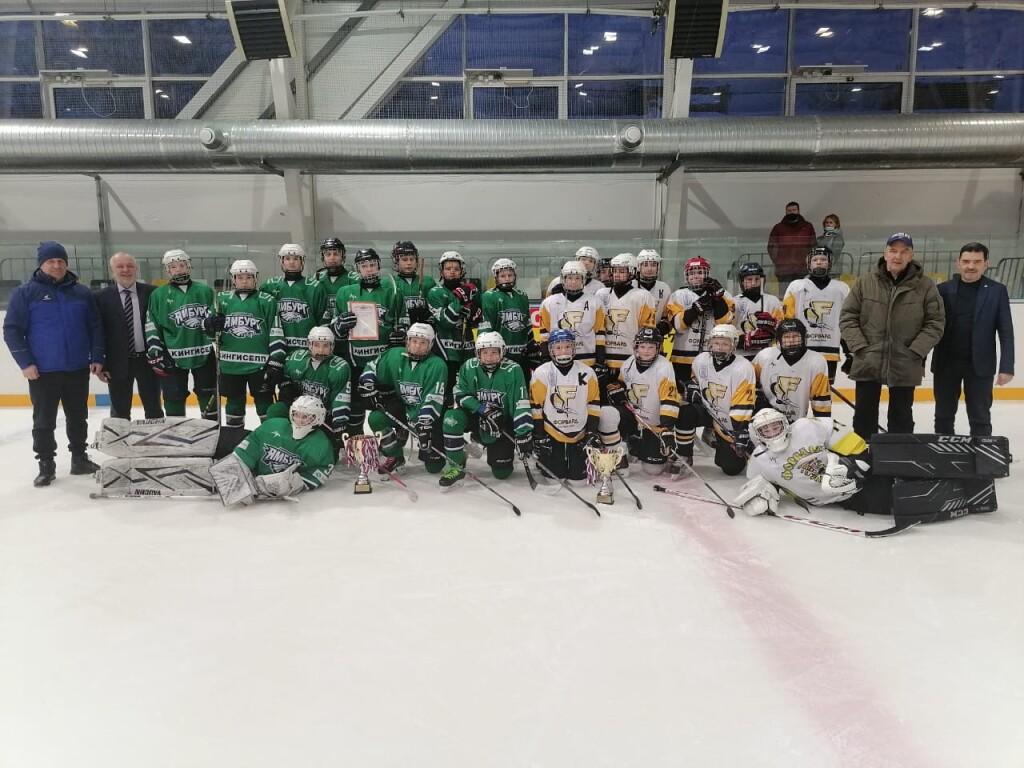 2107 Хоккей