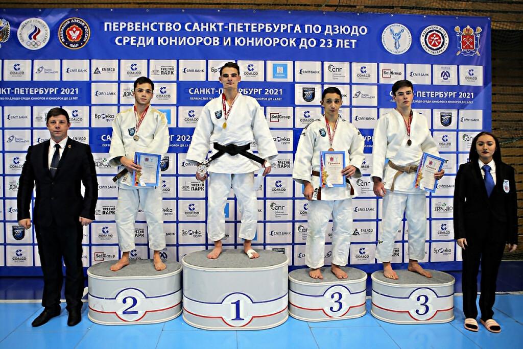 2109 Пер-во СПб Корчемкин 3 место